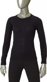 Термобелье Mico рубашка EverDry Heavy Round Neck